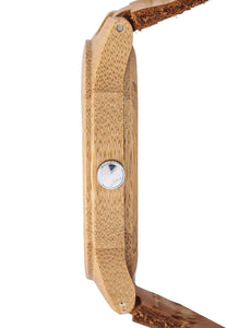James Wood Watch -Brown