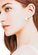 Load image into Gallery viewer, 2-In-1 Lilith Earrings Set - Gold