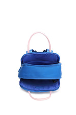 Load image into Gallery viewer, Molly Backpack (Medium Blue)