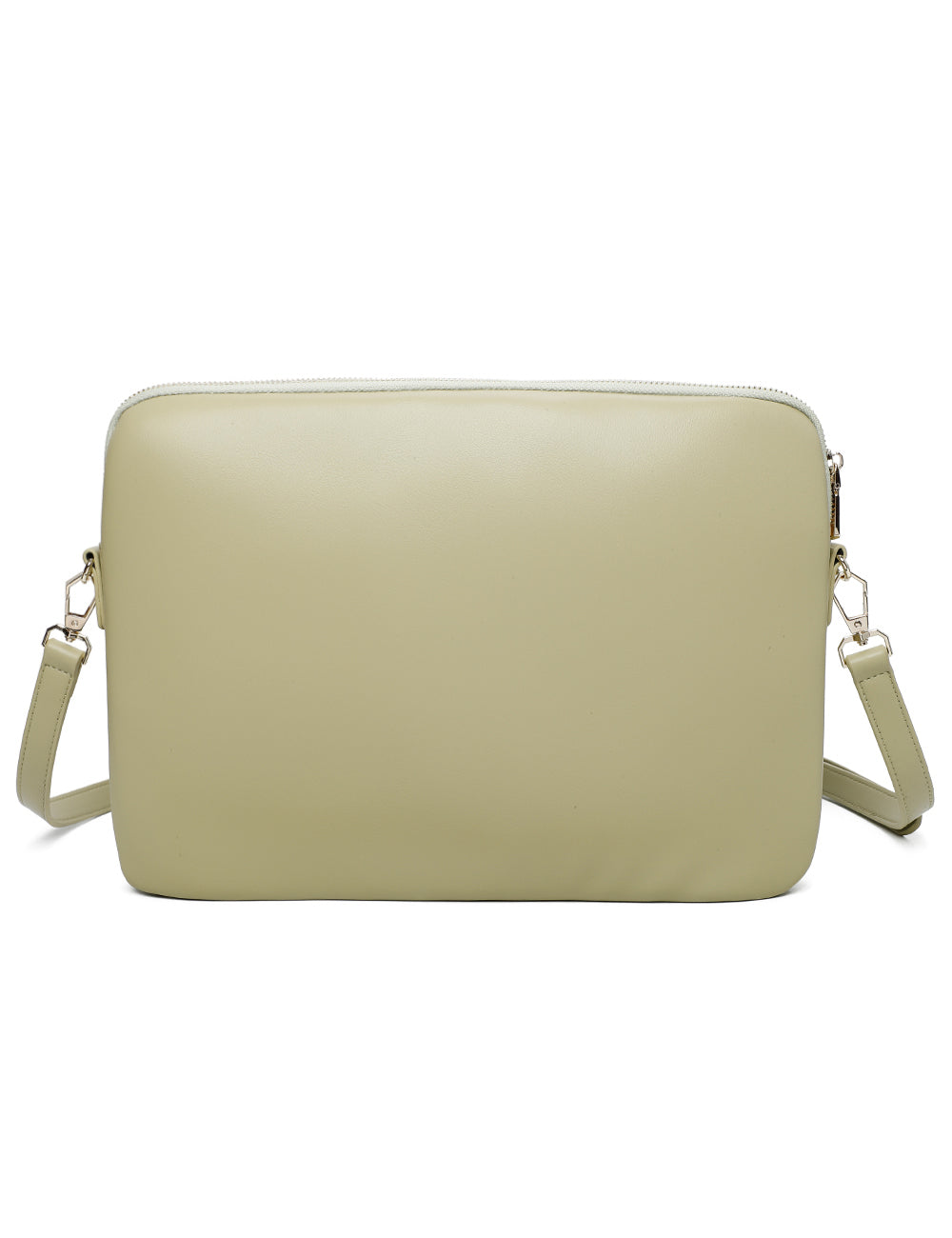 Dora Laptop Bag with Sling Strap (Green)
