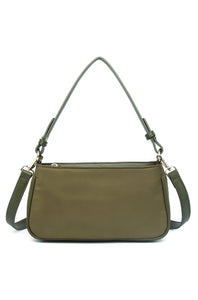 Fiona Shoulder Bag (Green)