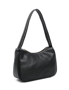 Melinda Shoulder Bag (Black)