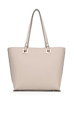 Load image into Gallery viewer, Nicole Tote Bag With Pouch (2in1) - Grey