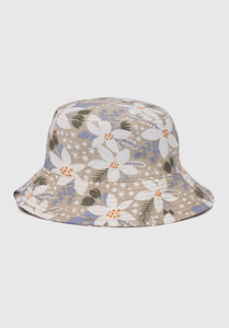 Robbie Bucket Hat (Light Yellow)