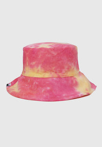 Skyler Bucket Hat (Orange)