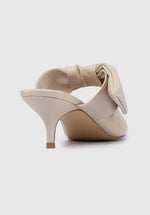 Load image into Gallery viewer, Magic Pointed Toe Heels (Nude)