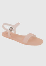 Load image into Gallery viewer, Bubblegum Jelly Sandals (Pink)