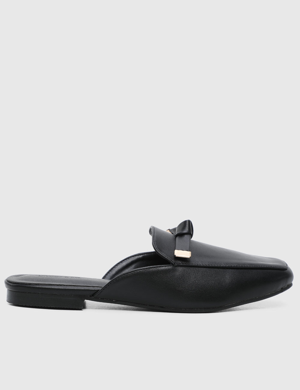 The Keeper Slips Ons Shoes (Black)