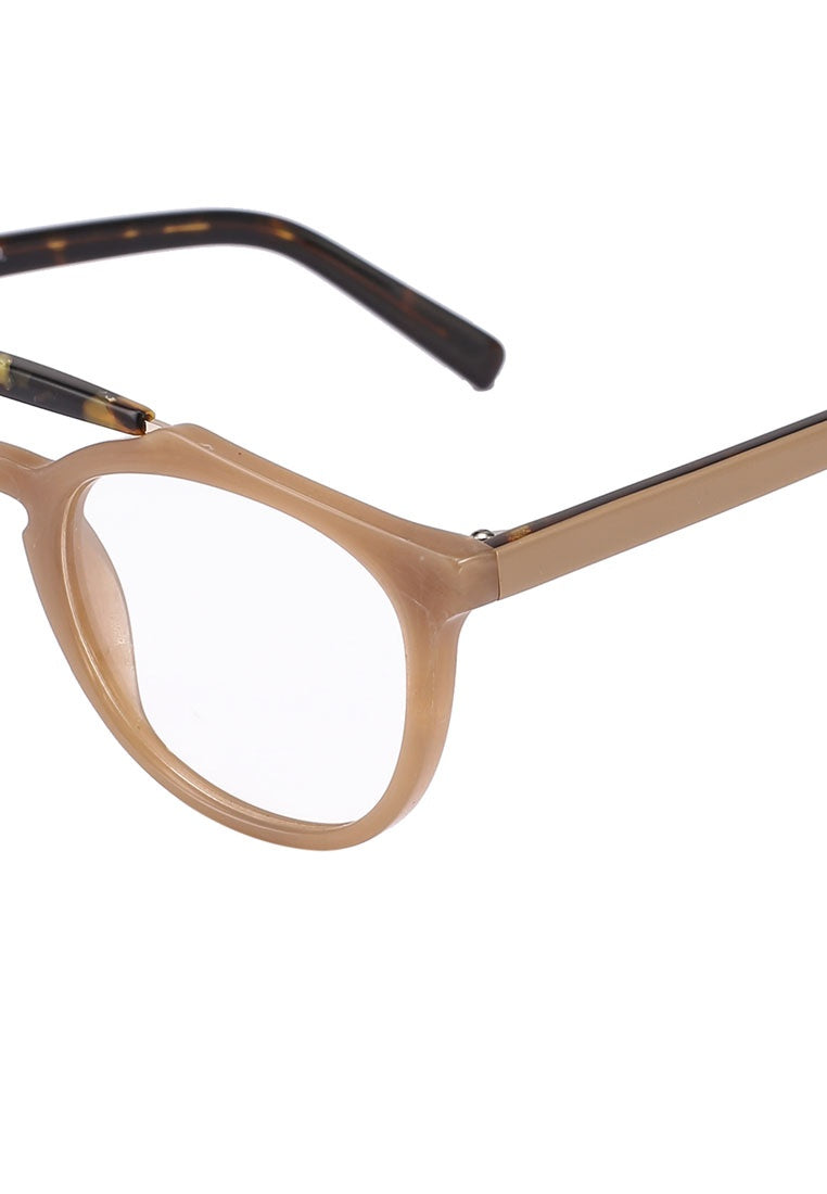 Tracy Phantos Glasses (Brown)