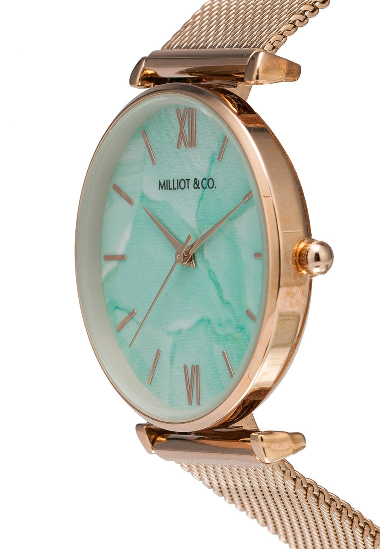 Camila Watch Set (Salmon)