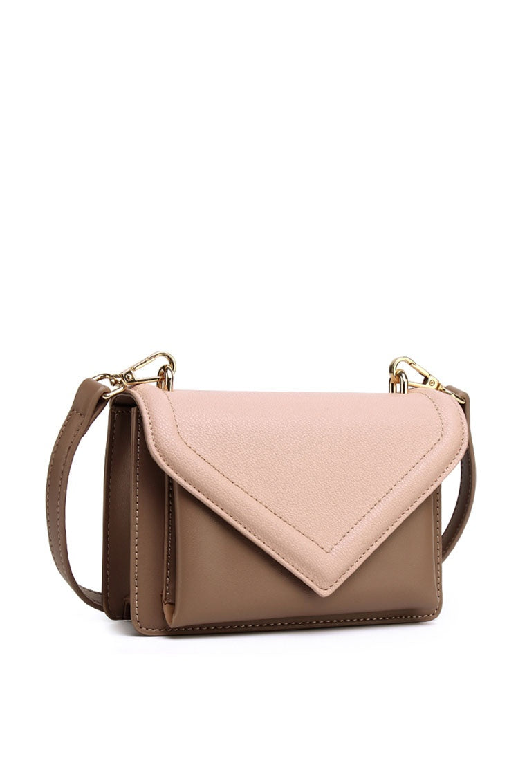 Diana Sling Bag - Brown