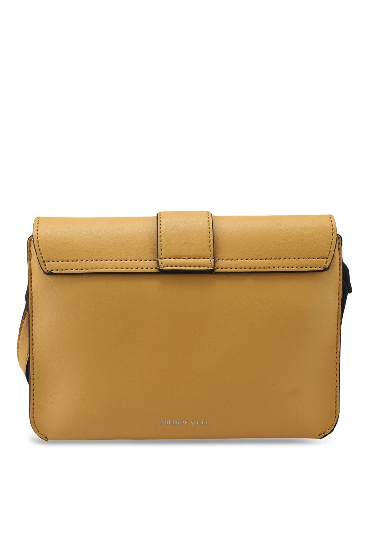 Emily Sling Bag (Yellow)