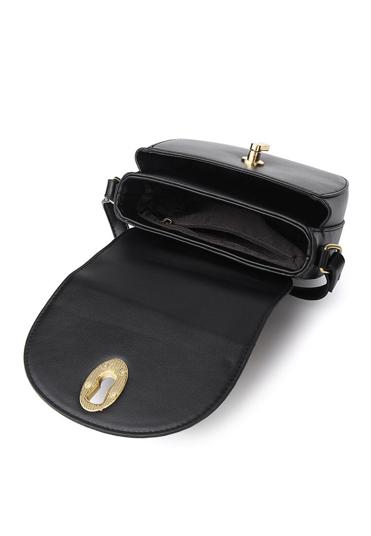 Esther Sling Bag (Black)