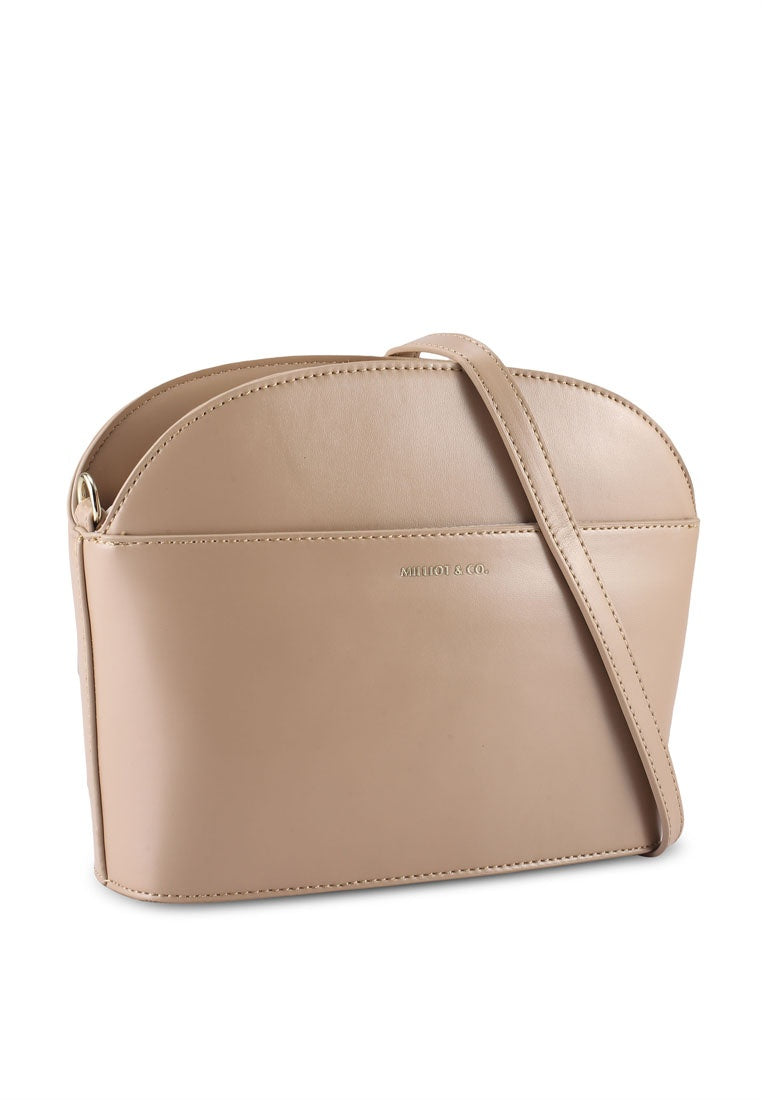 Faith Sling Bag (Nude)
