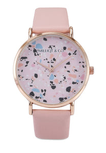 Hertha Watch - Pink