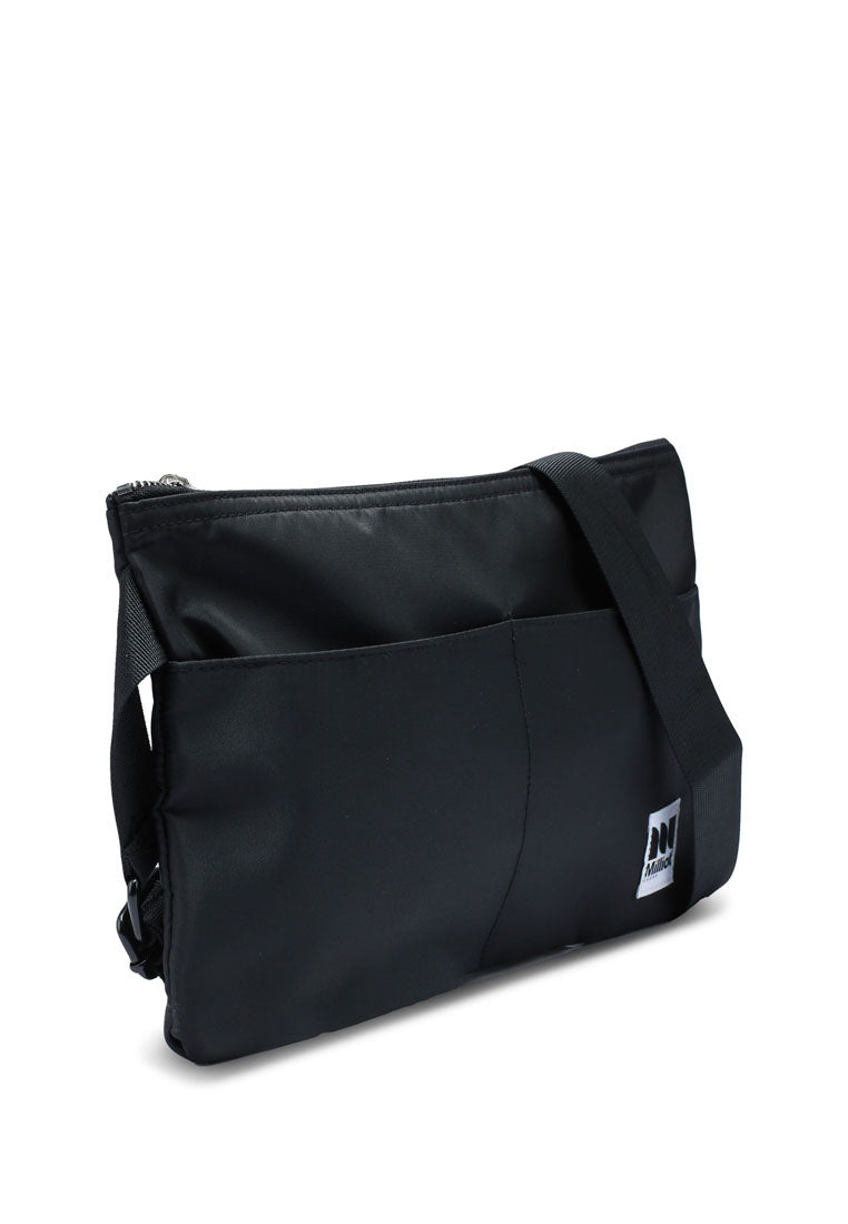 Marcus Crossbody Bag (Black)