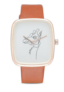 Oliver Watch (Brown)