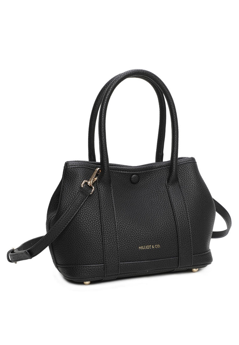 Victoria Tote Bag (Black)