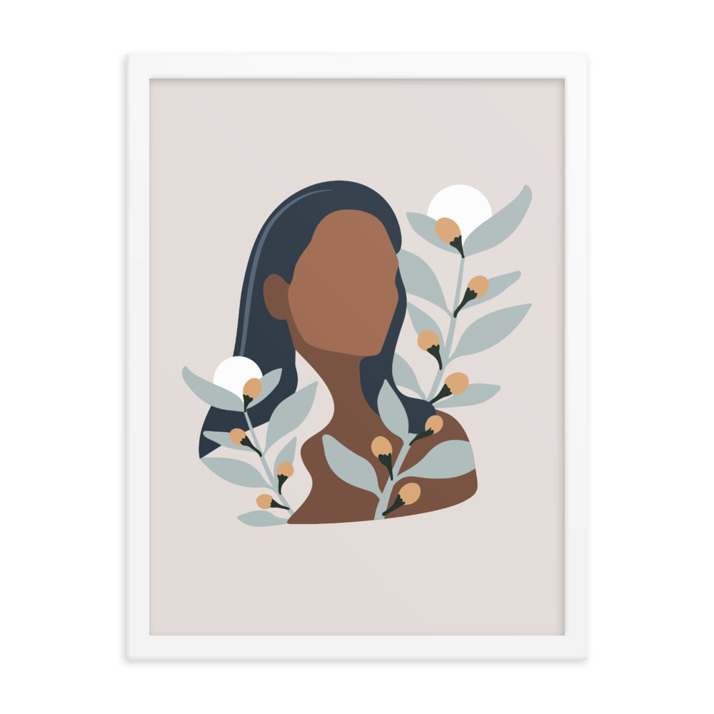 Framed Print: Identity and Impact