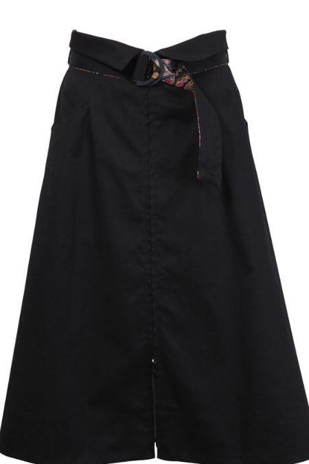 Ivko - Zip Down Skirt