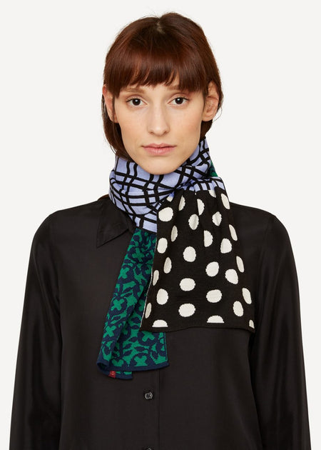 Oleana - 515 Bits and Bobs Scarf