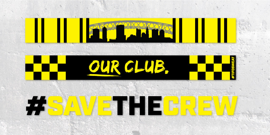 Our Club scarf