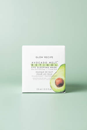 Glow Recipe Avocado Melt Retinol Eye Sleeping Mask - Hermosa Beauty