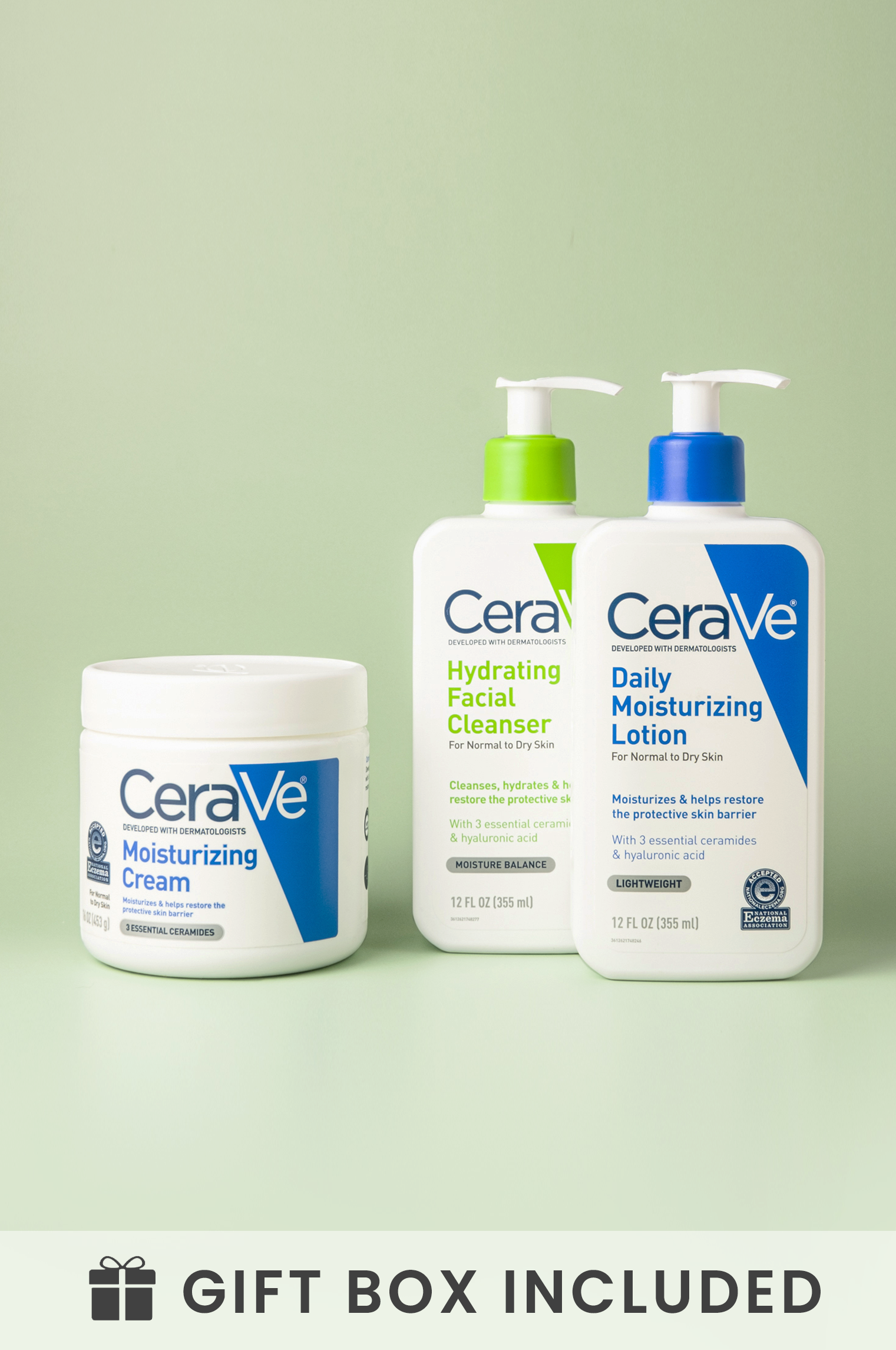 Hermosa Beauty CeraVe Moisturizing Set