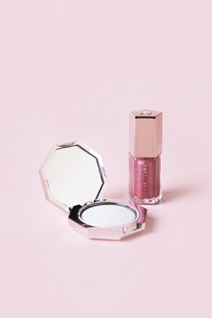 FENTY BEAUTY by Rihanna Diamond Bomb Baby Mini Face & Lip Set