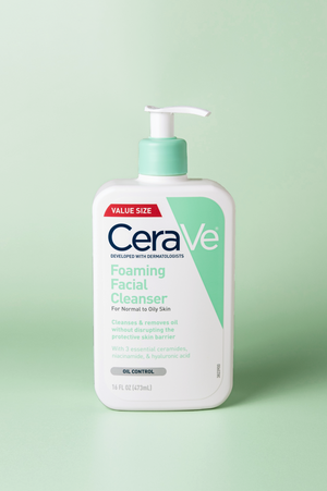 CeraVe Foaming Facial Cleanser - Hermosa Beauty