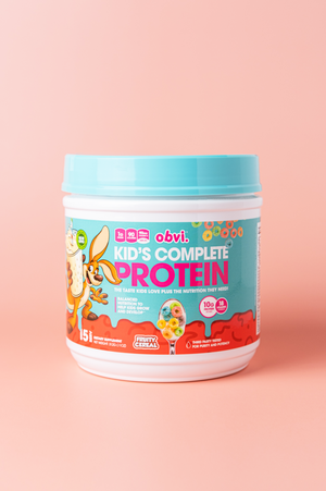 Kid's Complete Protein Powder Fruity Cereal