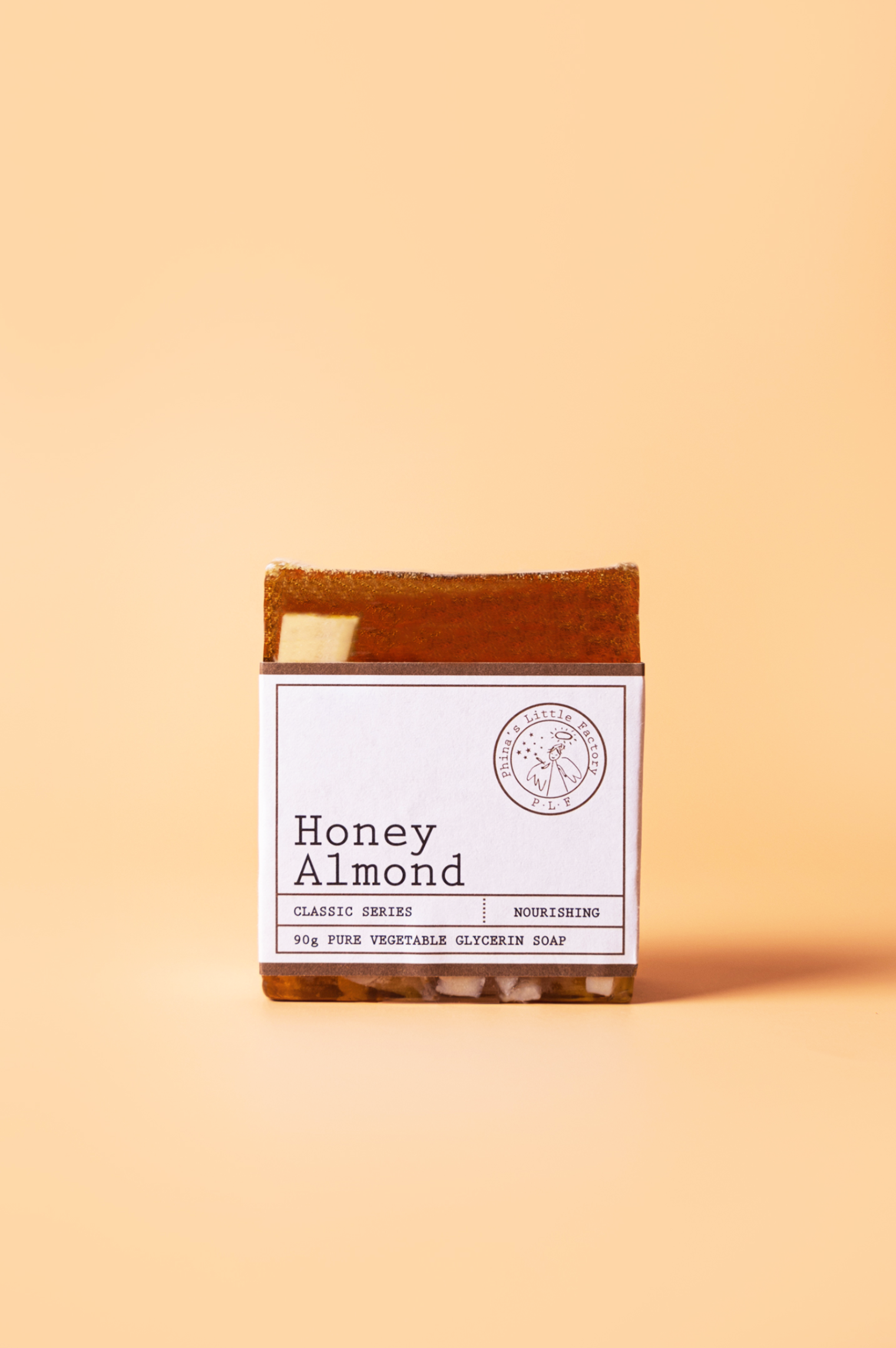 Honey Almond Nourishing Soap