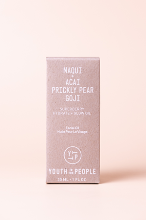 Youth to the People Superberry Hydrate + Glow Oil - Hermosa Beauty