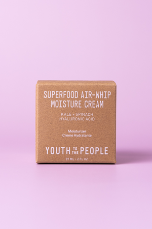 Youth to the People - Superfood Air-Whip Moisture Cream - Hermosa Beauty Philippines