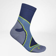 Run Performance Mid Cut Socks