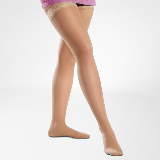 Thigh-High VenoTrain® Discrétion Compression Stocking