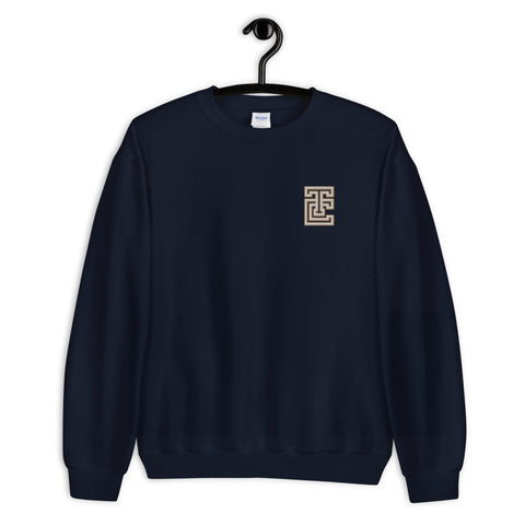 Embroidered TC South Bend Sweater