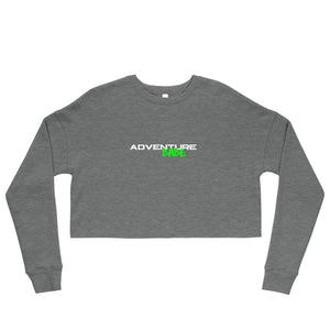 Adventure Babe Crop Sweatshirt
