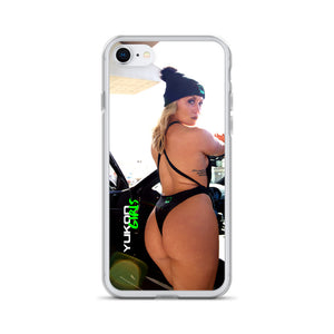 Yukon Girl Khloe Booty iPhone Case