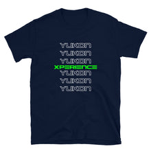 Load image into Gallery viewer, Yukon Xperience Repeat Text Short-Sleeve T-Shirt
