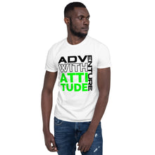 Load image into Gallery viewer, Adventure with Attitude Short-Sleeve T-Shirt