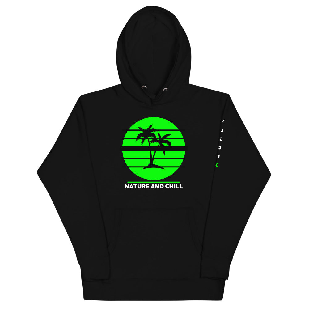 Nature and Chill Hoodie