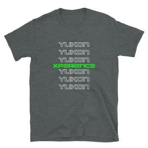 Yukon Xperience Repeat Text Short-Sleeve T-Shirt