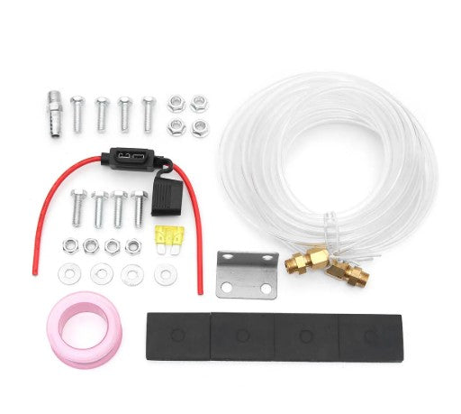 Air Horn Car Truck Train Loud Sound Hella Compressor Kit