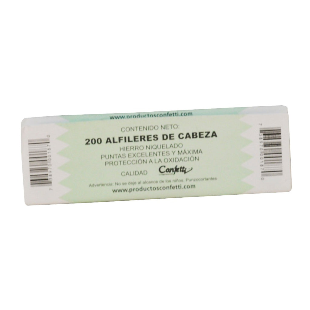 Alfileres de cartera