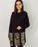 Madison Camo Crossbody