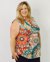 Kaleidoscope Dreams Top