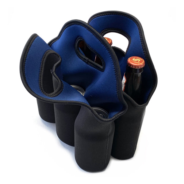 Neoprene Insulated Thermal Cooler in Blue