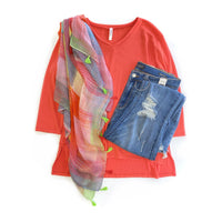 Spring in Your Step Vest - SunPorch Boutique