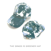 The Grass Is Greener Hat - SunPorch Boutique